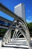 都市的迈阿密 图库摄影