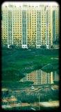都市的都市风景 免版税库存照片