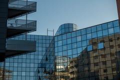 都市的结构 免版税库存照片