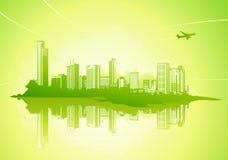 都市背景 免版税图库摄影