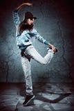 都市舞蹈 库存照片