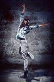 都市舞蹈 免版税库存照片