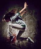 都市舞蹈 免版税库存图片