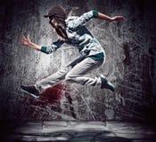 都市舞蹈 免版税图库摄影