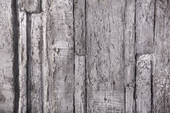 都市难看的东西背景、破旧的墙壁有油漆的和膏药崩裂 免版税库存图片