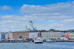 都市风景。 免版税库存图片