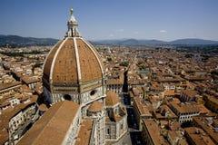 都市风景佛罗伦萨意大利 免版税库存图片