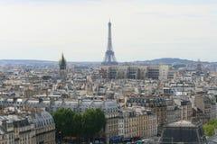 都市风景巴黎 免版税库存图片