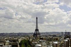 都市风景巴黎 免版税库存照片