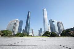 都市风景广州 库存照片