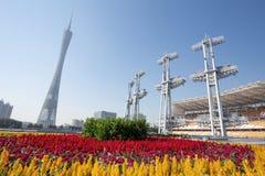 都市风景广州 库存图片