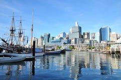 都市风景悉尼 免版税库存图片