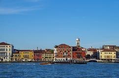 都市风景意大利威尼斯 库存图片