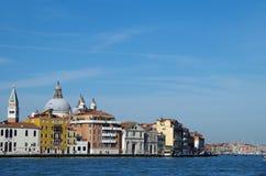 都市风景意大利威尼斯 免版税库存图片