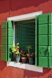 都市风景意大利威尼斯 库存照片