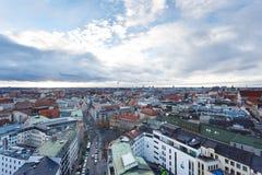 都市风景慕尼黑 免版税库存图片