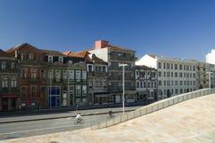 都市风景波尔图葡萄牙 免版税库存照片