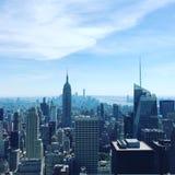 都市风景纽约 库存图片