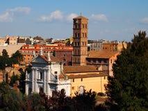 都市风景罗马 库存图片