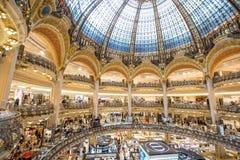 都市风景视图在巴黎 库存图片