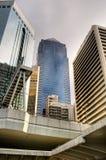 都市风景颜色 免版税库存照片