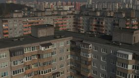 ?? 都市风景,老建筑学 股票视频
