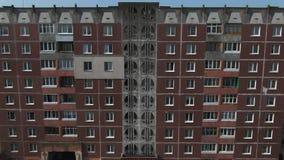 ?? 都市风景,老建筑学 影视素材