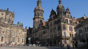 都市风景, Hausmannsturm城堡钟楼 影视素材