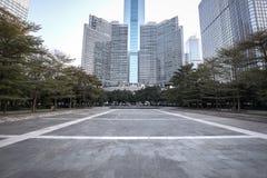 都市风景 库存图片