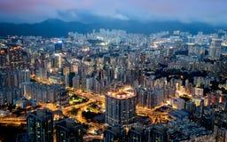 都市风景 库存照片