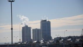 都市风景 股票视频
