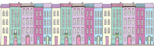 都市风景 免版税库存图片