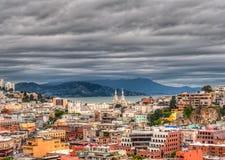 都市风景franciso圣 库存照片
