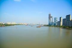 都市饮用水来源的保护 免版税图库摄影