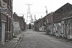 都市 免版税库存照片