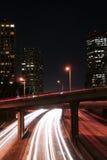 都市3寿命的晚上 库存照片