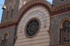 都灵,意大利犹太教堂  免版税库存图片