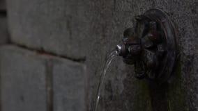 都灵/意大利,17岁 03 2019年:意大利都灵历史中心建筑立面 股票视频