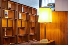酋长管辖区业务分类休息室内部 免版税库存图片