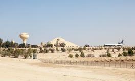 酋长管辖区全国自动博物馆在阿布扎比 免版税库存图片