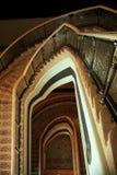酋长管辖区华园大饭店,阿布扎比 库存图片