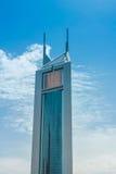 酋长管辖区塔一迪拜 免版税库存照片