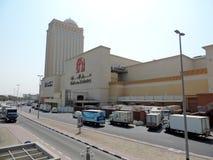 酋长管辖区的购物中心 免版税图库摄影