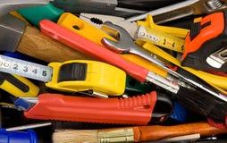 配件箱仪器工具箱工具 库存图片