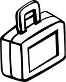 配件箱午餐 免版税库存图片
