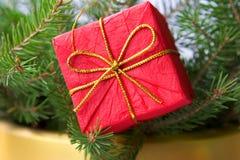 配件箱圣诞节 图库摄影
