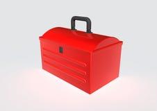 配件箱工具 皇族释放例证