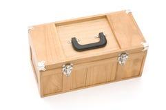 配件箱查出的工具 图库摄影