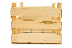 配件箱查出的木 图库摄影