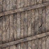 配件箱棕色老木头 图库摄影